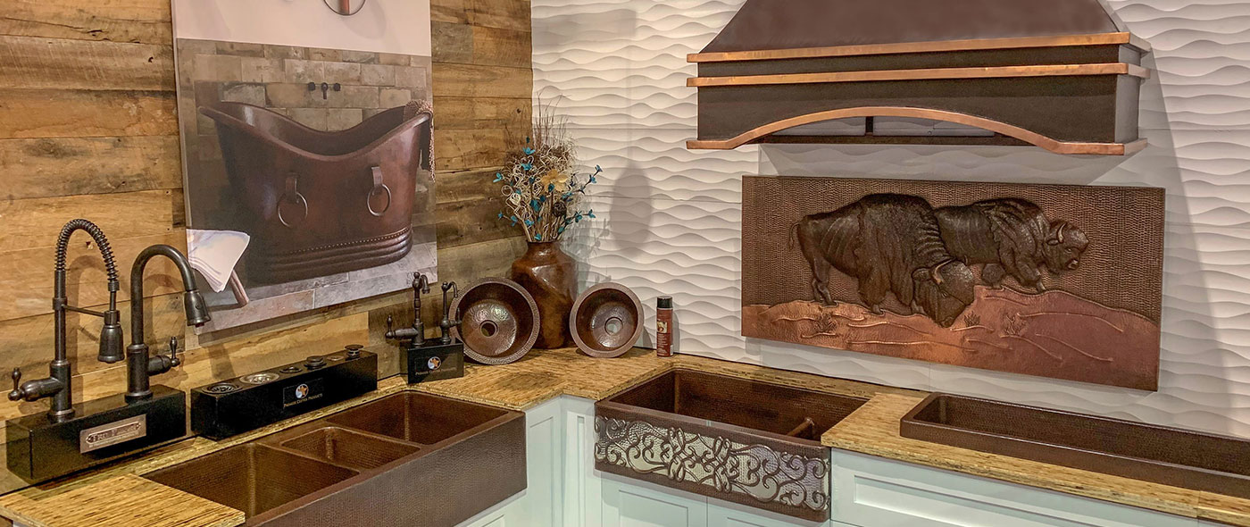 "KBIS 2019: Premier Copper Products – Selected as ""Best Artisan Maker"" by the NKBA Thirty Under 30"