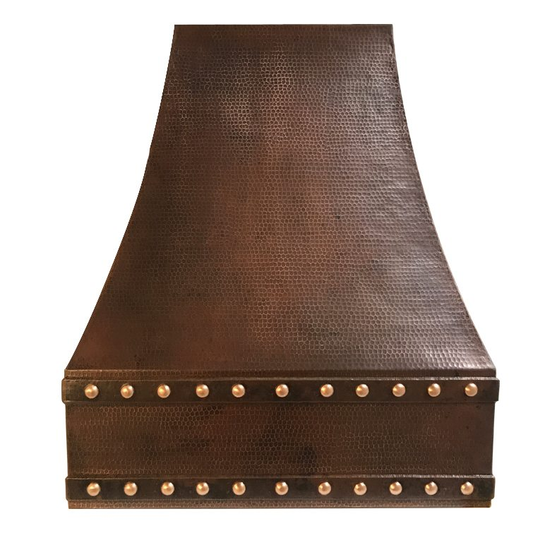Custom 30 Correa Style Range Hood Premier Copper Products