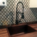Spring Pull Down Kitchen Faucet