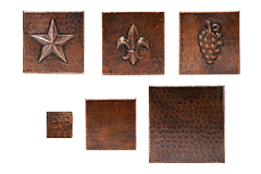 Copper Tile