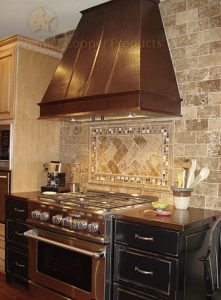Click Here To See Our Standard Stocked Range Hoods Previously Created Custom Kitchen