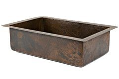 Traditional Copper Kitchen Sinks